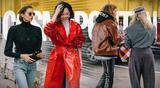跟着时装周场外的潮人穿衣服 街头就是你的秀场