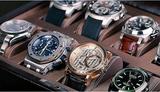 线上销售魅力大 连高冷的奢侈腕表品牌都抵不住诱惑了