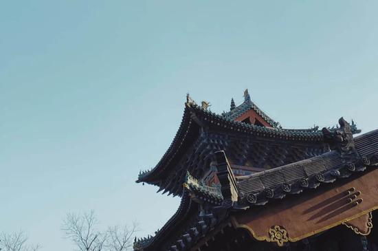 一行禅师:为和平而工作(摄影:辛雪)