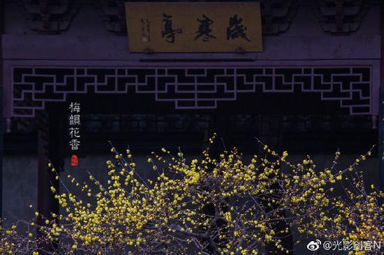 禅诗赏析:宿九华化成寺(摄影:@光影剑客N)