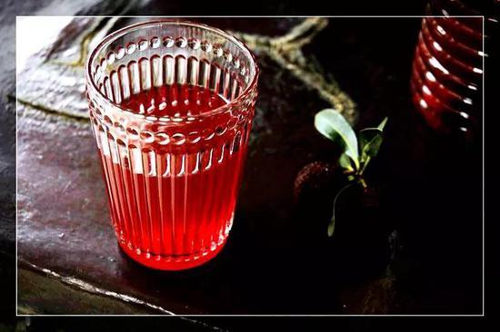 清爽一夏,一杯杨梅汁值得拥有!