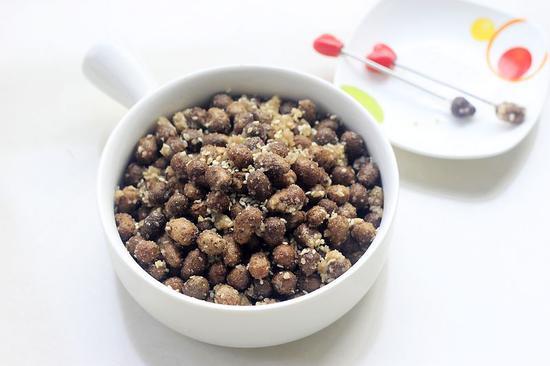 素食养生:糖霜山药豆