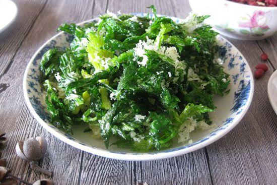香酥芹菜叶