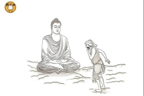 或在无常来临之时,冷静、理智乃至乐观的处理事物。(图片来源:上海玉佛禅寺)