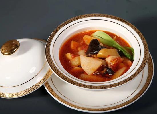 素食养生:罗汉菜