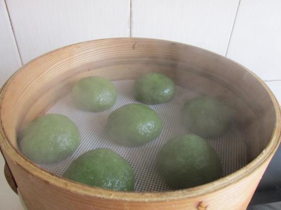 素食养生:艾蒿青团(图)