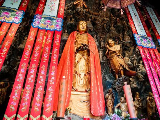 现在社会上对开光的误解很多,那佛教的开光究竟指什么?