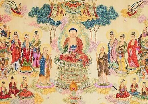 佛菩萨圣像