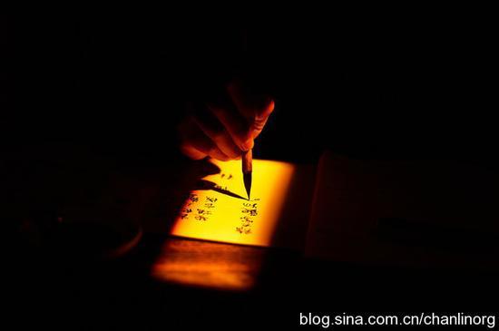 读诵抄写法华经的功德