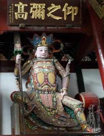 佛教的四大天王是指谁?