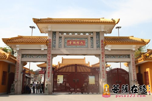 上海七寶教寺