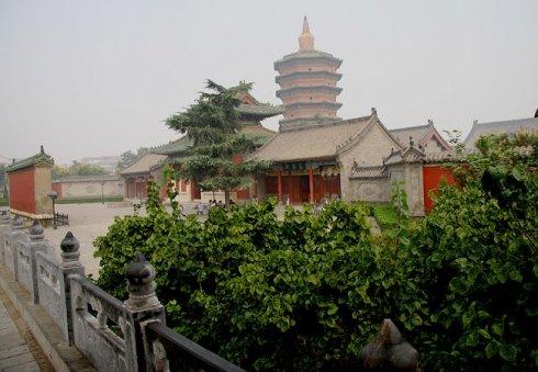 安阳天宁寺文峰塔