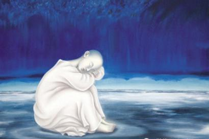 跌倒的时候,要能认识障碍,勇敢站起;失意的时候,要能自我检讨,再次出发
