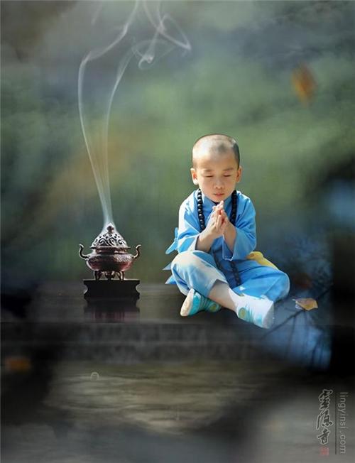 对已开悟的人而言,佛法并非可以形容、可以取得、可以理会的东西