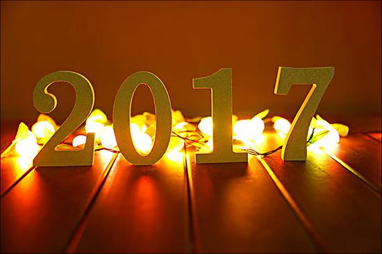 2017年让佛法的种子开始发芽