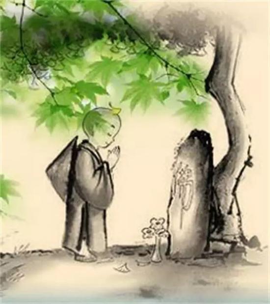 罪从心起将心忏,心若灭时罪亦亡,心亡罪灭两俱空,是则名为真忏悔。