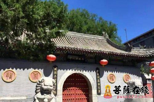 北京广化寺将举行叶曼老居士追思法会