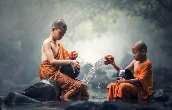"""爱语""""是一切菩萨的立足之处"""