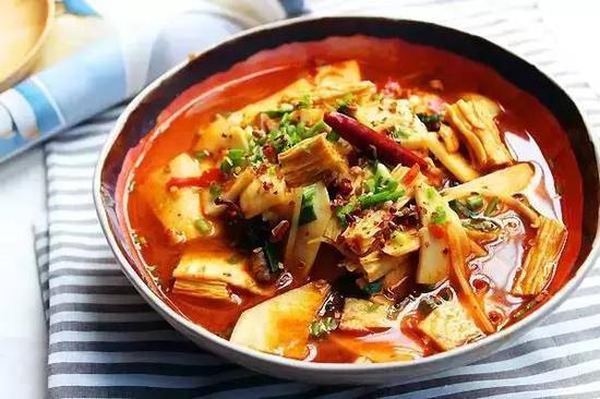 素食养生:水煮鲍菇