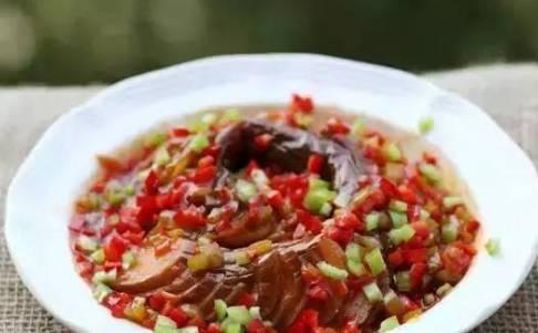 素食养生:龙门茄子