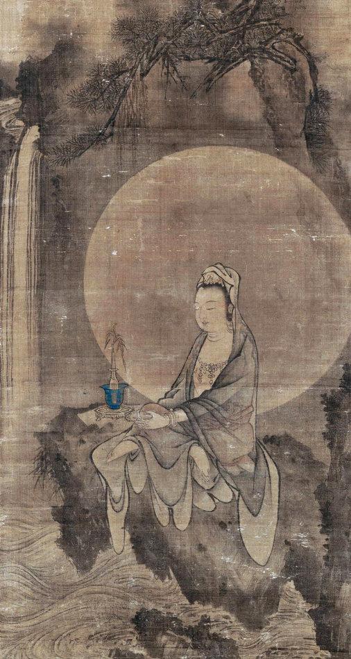 观自在和观世音菩萨这两个圣号是同一个菩萨