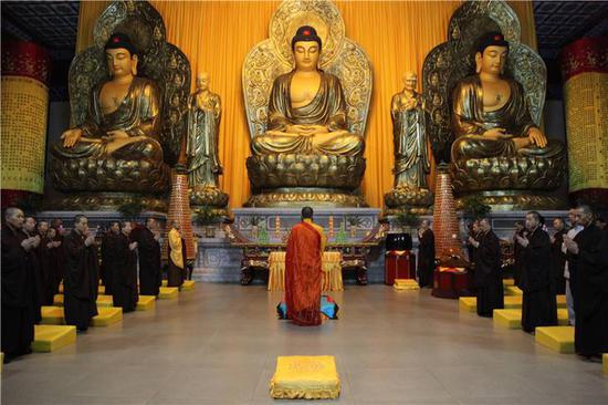 佛教常识:普佛的意义