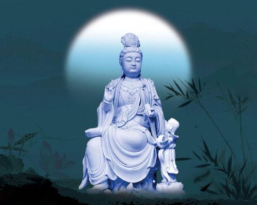 农历六月十九,是观音菩萨的成道之日。