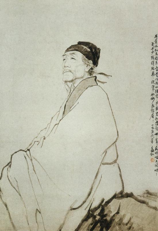 杜甫秉具殊胜的佛缘,其一生倾心于佛教。喜游寺访僧,求法参禅