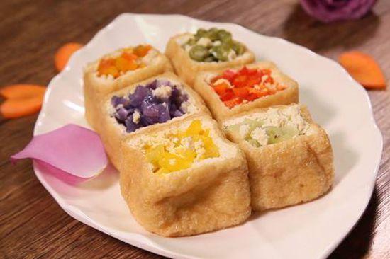 豆腐蔬菜盅