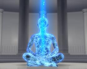 在静坐中修复生命能量