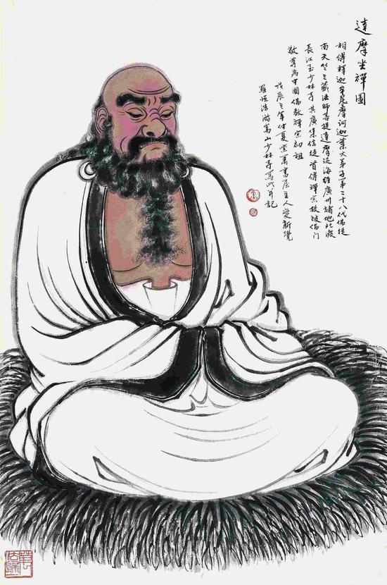 禅诗赏析:颂六祖公案