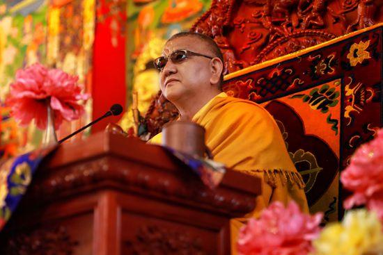 学习佛法应用心灵 生活就有乐趣益处