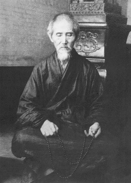 虚云老和尚云居山方便开示 六月二十五日(1955年8月12日)