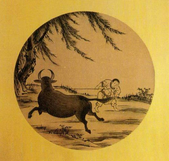佛教禅宗十牛图