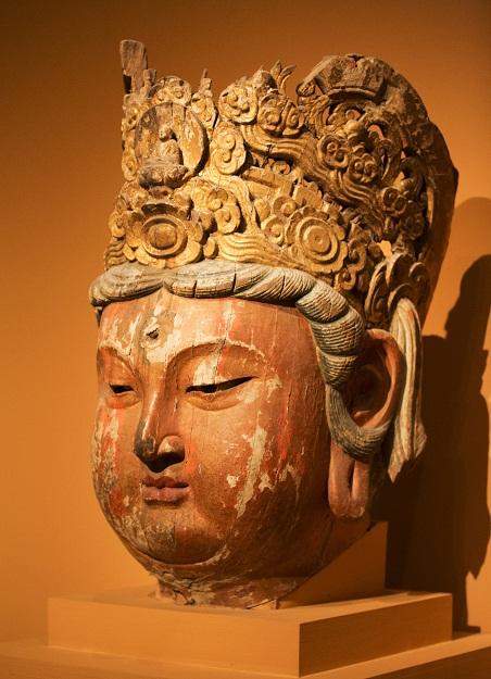 """律藏是整理佛陀所制戒法的典籍,亦即""""戒""""由律藏所诠说(摄影:@海琳)"""