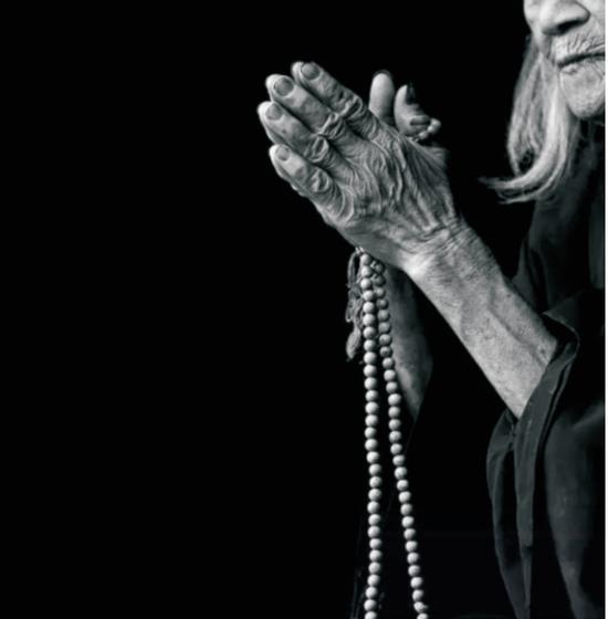 学佛老母亲百岁往生记