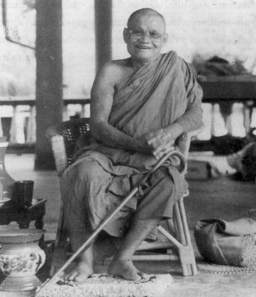 阿姜查·波提央(Chah Phothivan,1918-1992),近代最有影响力的南传佛教大师。