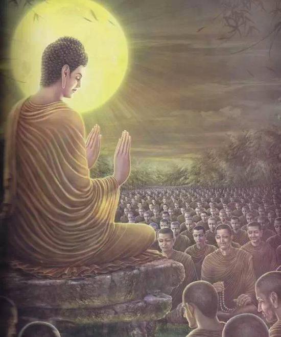 对七类僧众的布施,有大功德,大福报