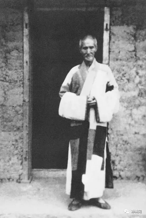 虚云老和尚云居山方便开示 闰三月十四日(1955年5月5日)