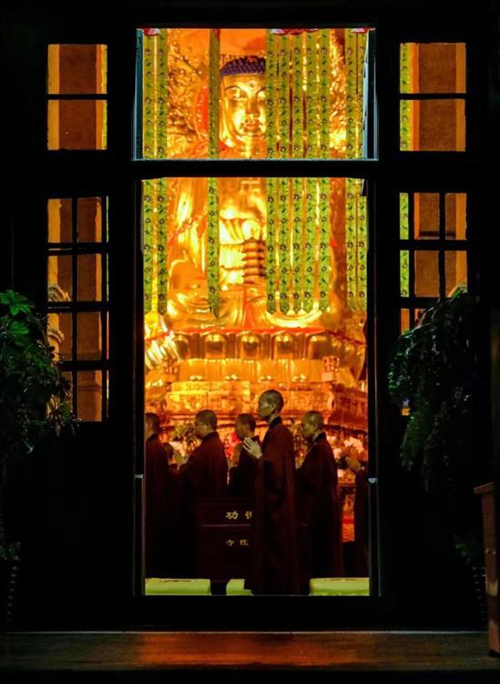 任职70年的香灯师:一位平凡比丘尼的觉悟之路(图片来源:正信杂志)
