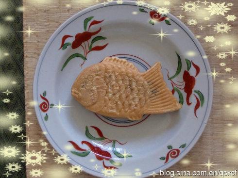 素食养生:鲷鱼烧