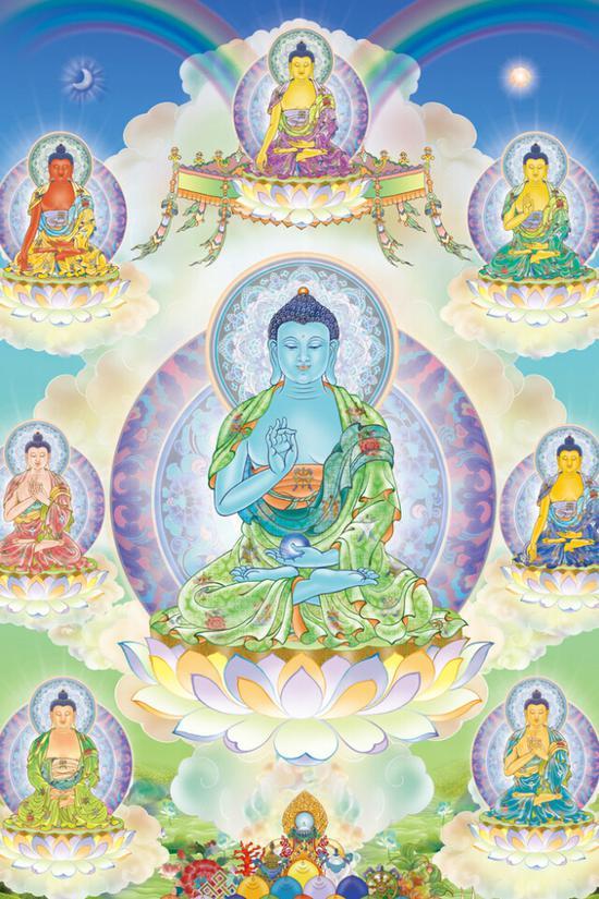 惟贤长老:药师法门与人生佛教