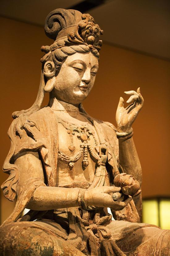 佛陀摄众方法之六和敬(摄影:@海琳)