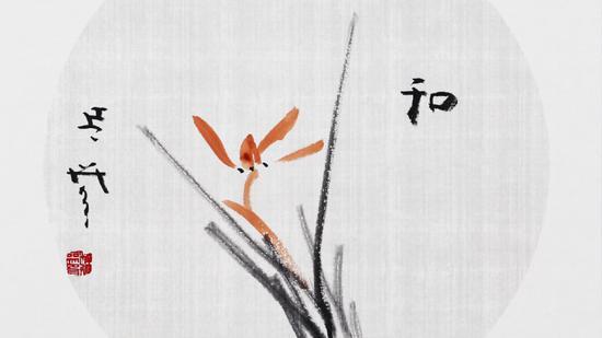 为幸福加分,活出对幸福生活的知行合一。(图片来源:延参法师微博)