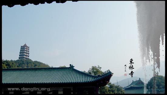 慧远(334—416),东晋庐山东林寺僧。俗。(东林寺资料图)