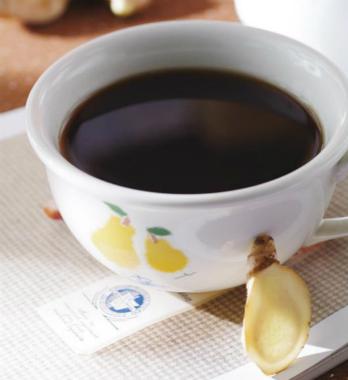 素食养生:暖身红糖姜母茶