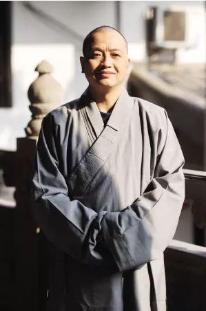 道坚法师,重庆华岩寺方丈(资料图片)