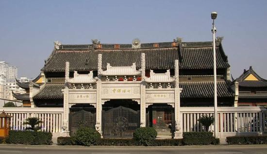禅宗名刹:宁波七塔禅寺