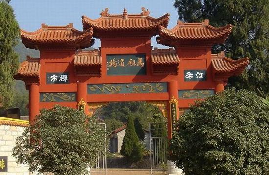 禅宗名刹:江西靖安宝峰寺