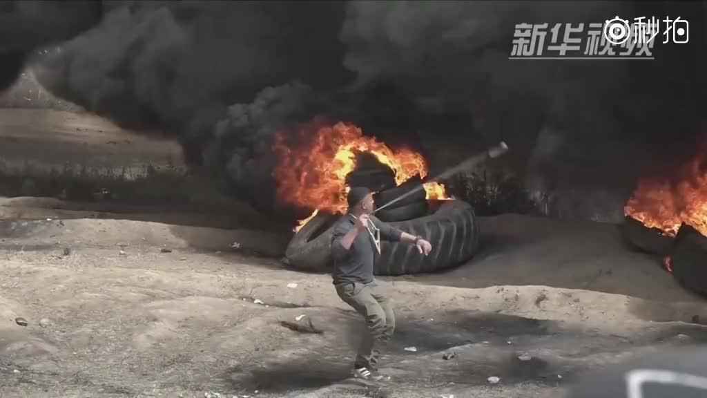 加沙冲突造成4名巴勒斯坦人死亡